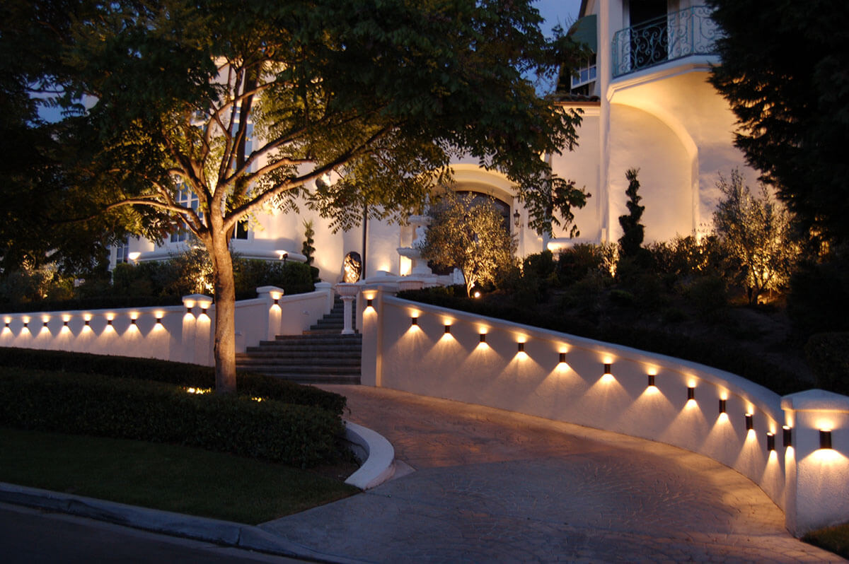 LED Landscape Lighting-Richardson TX Professional Landscapers & Outdoor Living Designs-We offer Landscape Design, Outdoor Patios & Pergolas, Outdoor Living Spaces, Stonescapes, Residential & Commercial Landscaping, Irrigation Installation & Repairs, Drainage Systems, Landscape Lighting, Outdoor Living Spaces, Tree Service, Lawn Service, and more.