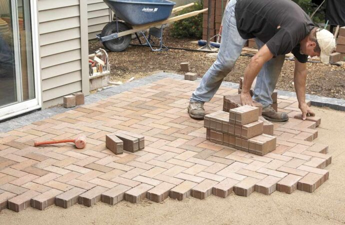 Pavers-Richardson TX Professional Landscapers & Outdoor Living Designs-We offer Landscape Design, Outdoor Patios & Pergolas, Outdoor Living Spaces, Stonescapes, Residential & Commercial Landscaping, Irrigation Installation & Repairs, Drainage Systems, Landscape Lighting, Outdoor Living Spaces, Tree Service, Lawn Service, and more.