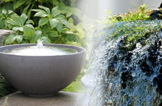 Water Features & Water Falls-Richardson TX Professional Landscapers & Outdoor Living Designs-We offer Landscape Design, Outdoor Patios & Pergolas, Outdoor Living Spaces, Stonescapes, Residential & Commercial Landscaping, Irrigation Installation & Repairs, Drainage Systems, Landscape Lighting, Outdoor Living Spaces, Tree Service, Lawn Service, and more.